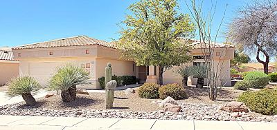 Oro Valley Single Family Home For Sale: 14143 N Fawnbrooke Drive