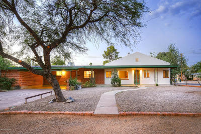 Pima County Single Family Home For Sale: 3322 E 3rd Street