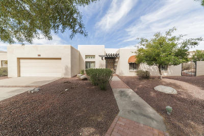 Pima County, Pinal County Single Family Home For Sale: 7111 E River Canyon Road