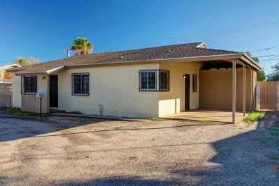 Pima County Single Family Home Active Contingent: 733 S Janet Avenue