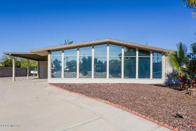 Pima County, Pinal County Single Family Home For Sale: 8401 E Desert Steppes Drive