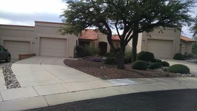 Oro Valley Townhouse For Sale: 13999 N Green Tree Drive