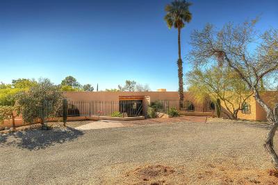 Tucson Single Family Home For Sale: 4880 E Placita Tres Vidas