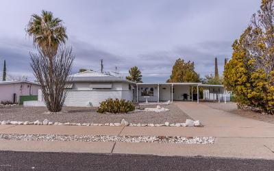 Corona de Tucson Single Family Home Active Contingent: 134 W Cn Rock Street