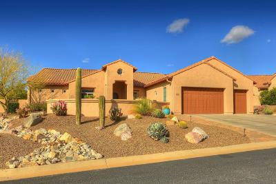 Single Family Home For Sale: 66272 E Oracle Ridge Road