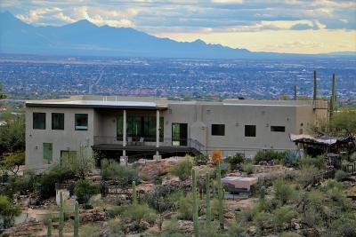 Tucson Single Family Home For Sale: 4215 E La Paloma Drive