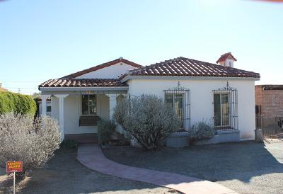 Pima County Single Family Home For Sale: 216 E Lee Street