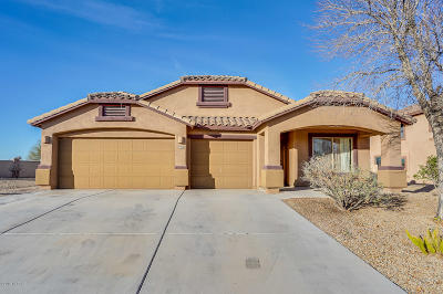 Sahuarita Single Family Home For Sale: 990 W Calle Iribu