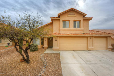 Pima County, Pinal County Single Family Home For Sale: 9800 E Golden Currant Drive