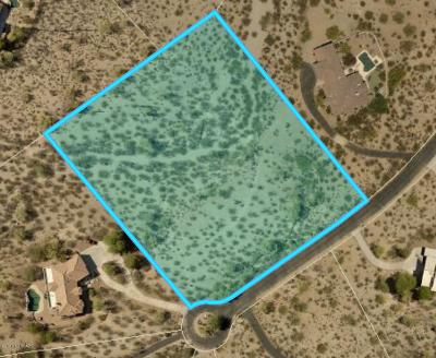 Tucson Residential Lots & Land For Sale: 5680 W Setting Sun Place #lot 65