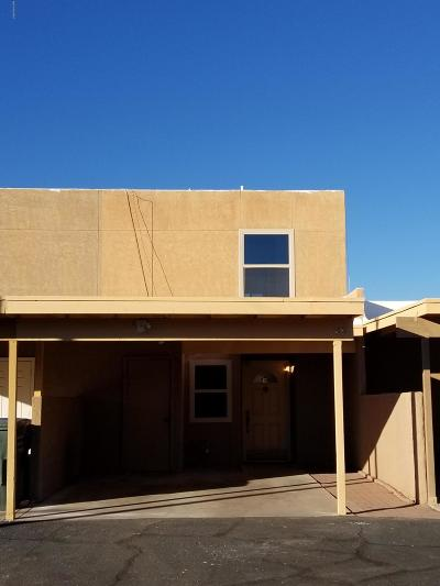 Pima County Townhouse For Sale: 712 W Limberlost Drive #49