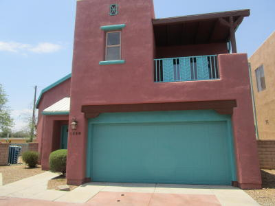Tucson Single Family Home For Sale: 5110 E Calle Vista De Colores