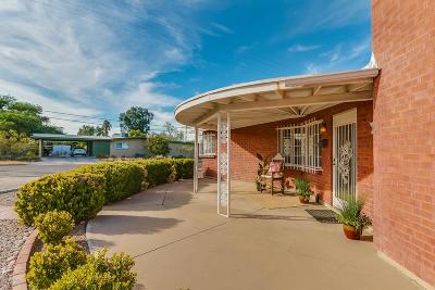 Tucson Single Family Home For Sale: 1101 E Edison Street