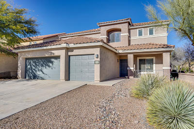 Sahuarita Single Family Home For Sale: 104 W Calle Bayeta