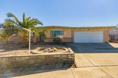 Sahuarita Single Family Home For Sale: 1271 W Calle De Cobre