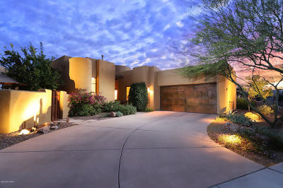 Oro Valley Single Family Home Active Contingent: 1019 W Lone Mesquite Drive