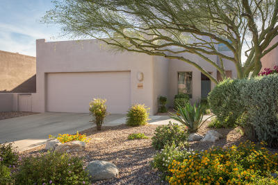 Tucson Single Family Home For Sale: 6209 N Ventana View Place