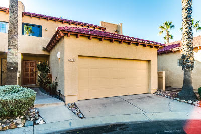 Pima County, Pinal County Townhouse For Sale: 8472 E Agape Drive