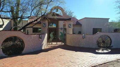 Pima County Single Family Home For Sale: 9909 N La Cholla Boulevard