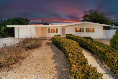 Tucson Single Family Home For Sale: 5958 E 33rd Street