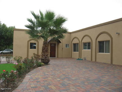 Single Family Home For Sale: 7022 E Flamenco Place
