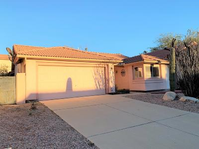 Pima County Single Family Home For Sale: 9908 N Woodstone Trail
