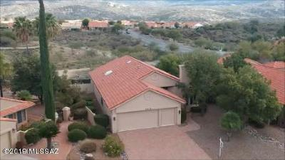 Saddlebrooke Single Family Home For Sale: 38339 S Samaniego Drive