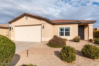 Single Family Home Active Contingent: 13479 E Hampden Green Way