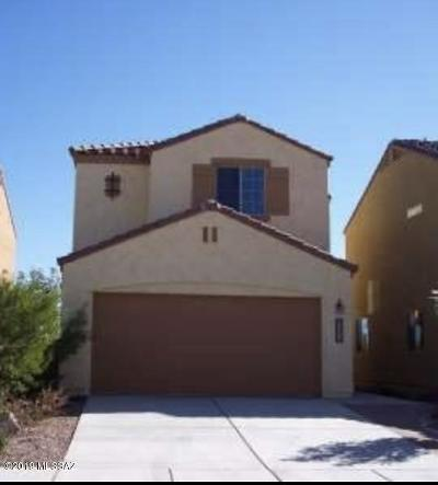 Sahuarita Single Family Home Active Contingent: 14295 S Camino El Galan