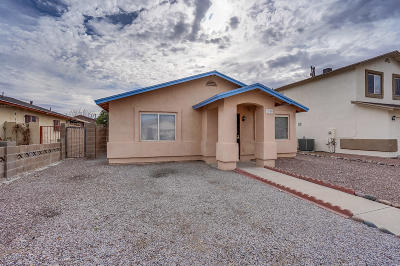 Pima County Single Family Home Active Contingent: 1380 E Pewit Drive