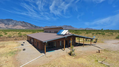 Cochise Single Family Home For Sale: 731 N Cochise Stronghold Road