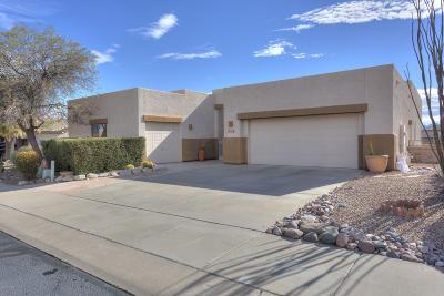 Green Valley Single Family Home For Sale: 4611 S Camino Del Tejon
