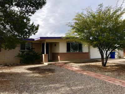 Pima County, Pinal County Single Family Home For Sale: 4540 S Evergreen Avenue