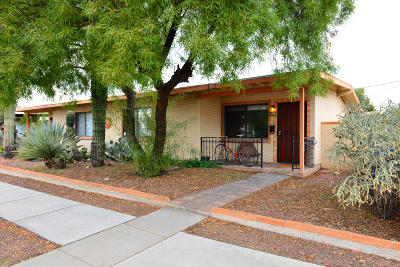 Tucson Residential Income For Sale: 2515 E 1st Street