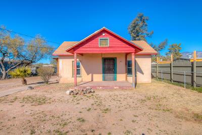 Pima County Single Family Home For Sale: 265 E Roger Road