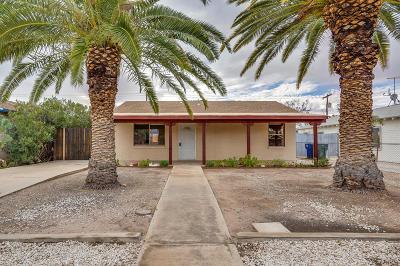 Pima County Single Family Home Active Contingent: 2414 E 23rd Street