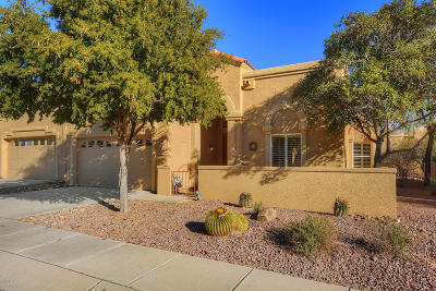 Oro Valley Townhouse For Sale: 12652 N Running Coyote Drive