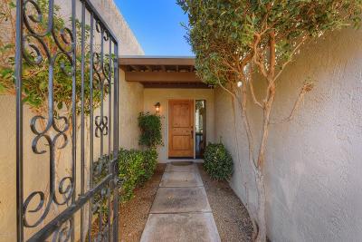 Tucson Townhouse For Sale: 8045 N Casas Carmen Drive