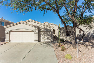 Oro Valley Single Family Home For Sale: 280 W Sacaton Canyon Drive