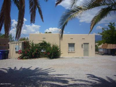 Pima County Single Family Home For Sale: 4661 E Glenn Street