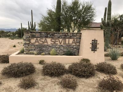 Marana Single Family Home For Sale: 4640 W Placita Casa Sevilla