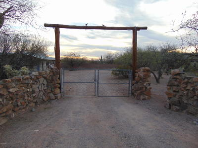 Tucson Single Family Home Active Contingent: 5550 S Sheridan Avenue