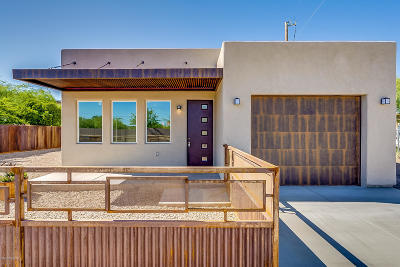 Tucson Single Family Home For Sale: 843 W Park Road