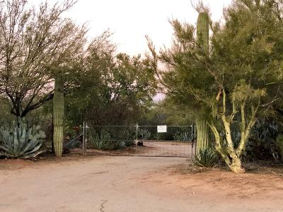 Pima County, Pinal County Single Family Home Active Contingent: 2770 W Camino Del Sur