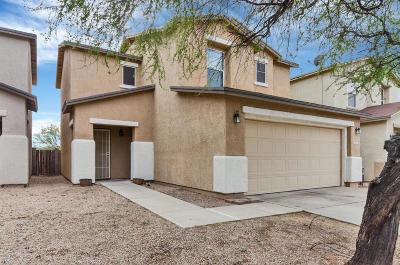 Tucson Single Family Home For Sale: 3207 W Calle De Manzanillo