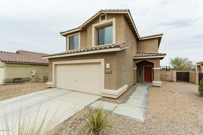 Marana Single Family Home For Sale: 11396 W Burning Sage Street