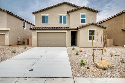 Pima County Single Family Home Active Contingent: 7735 W Valkyrie Way W