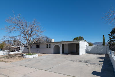 Pima County, Pinal County Single Family Home For Sale: 3221 S Champlain Avenue