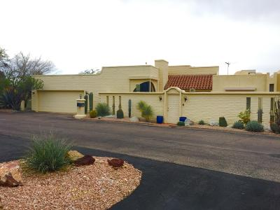 Tucson Single Family Home For Sale: 6401 N Val Dosta Drive
