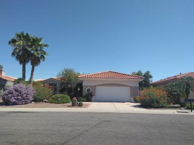 Oro Valley Single Family Home For Sale: 1845 E Somnolent Way